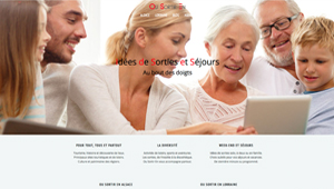 Creation de Site Internet Ou Sortir En NetYkars